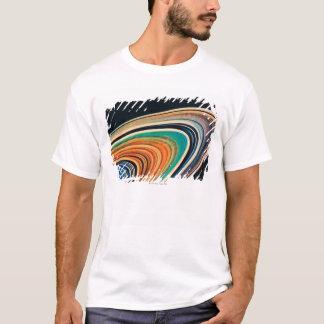 土星2のリング Tシャツ