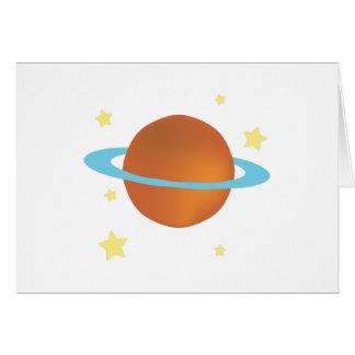 土星 カード