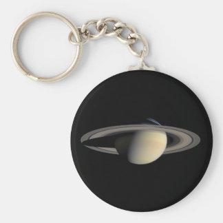 土星 キーホルダー
