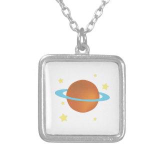 土星 ペンダント