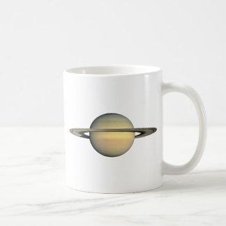 土星-多数プロダクト コーヒーマグカップ