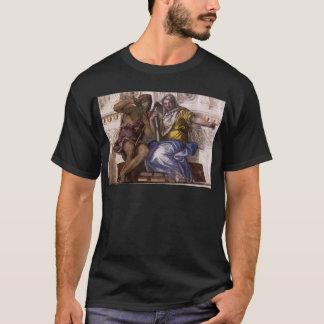 土星(時間)およびパオロ・ヴェロネーゼ著Historia Tシャツ