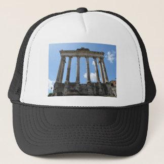 土星-紀元前の早い4世紀の寺院 キャップ
