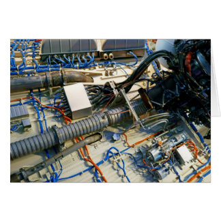 土星Vロケットエンジン カード