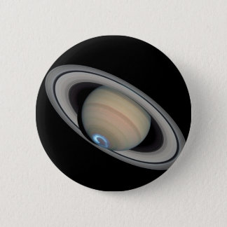土星v.3 (太陽系)の~ 5.7cm 丸型バッジ