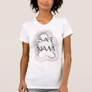 土曜日NamのKundaliniのヨガの信念 Tシャツ