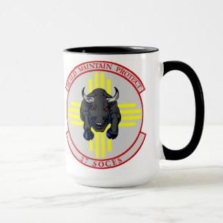 土木技師のマグ マグカップ