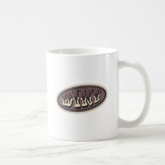 土 コーヒーマグカップ