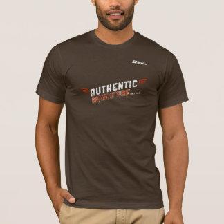 圧倒する2ridetheworldによって決め付けられるレトロのTシャツ Tシャツ