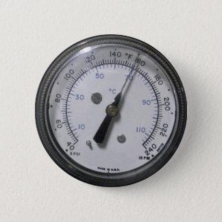 圧力計ボタン 缶バッジ