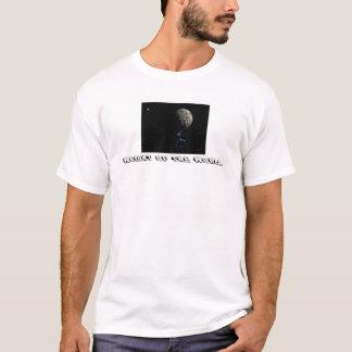 圧力 Tシャツ