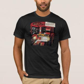 圧縮した Tシャツ