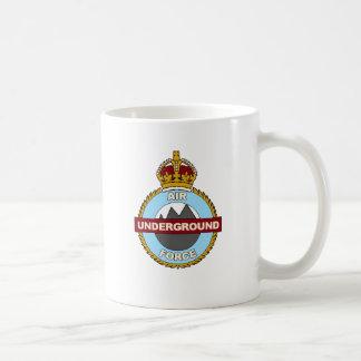 地下の空軍 コーヒーマグカップ