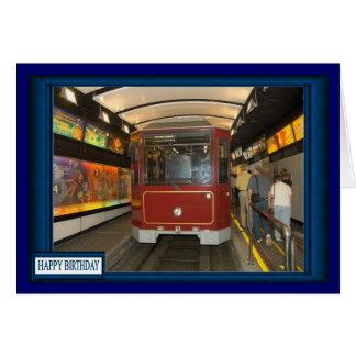 地下の輸送 カード