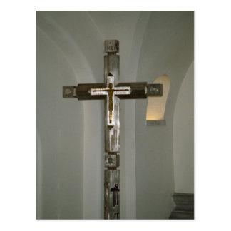 地下墓地のProcessionalの十字 ポストカード