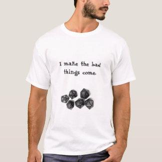 地下牢のマスターのワイシャツ Tシャツ