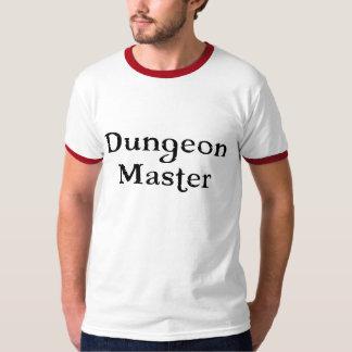 地下牢のマスターの卓上のファンタジーRPG Tシャツ