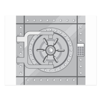 地下金庫 ポストカード