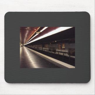 地下鉄 マウスパッド