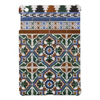 地中海のなタイルパターンiPad Miniケース iPad Miniケース