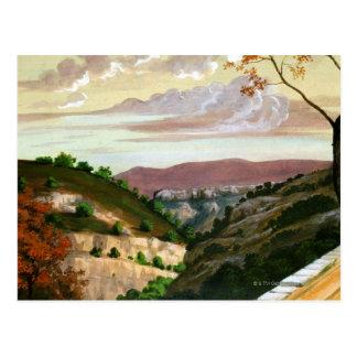 「地中海のな景色」はMerimee繁栄します ポストカード