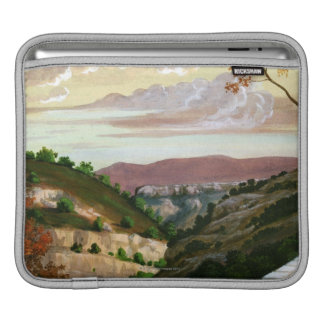 「地中海のな景色」はMerimee繁栄します iPadスリーブ