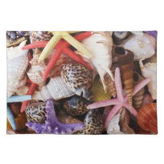地中海貝 ランチョンマット