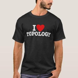 地勢学 Tシャツ