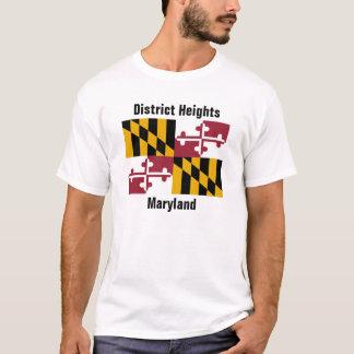地区の高さ、メリーランド Tシャツ