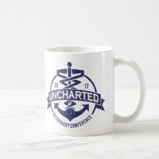 地図にない創立会員のマグ コーヒーマグカップ