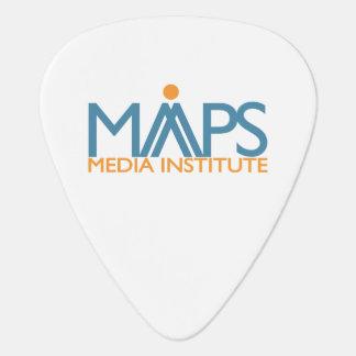 地図のギターピック ギターピック