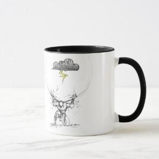 地図書のマグ マグカップ