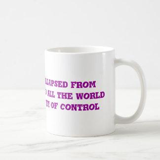 地図書 コーヒーマグカップ