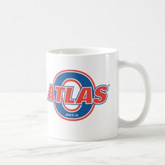 地図書Oのマグ コーヒーマグカップ