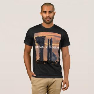 地図書Vロケットのt-dshirt 2018年 Tシャツ