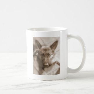 地図書Wonderdog コーヒーマグカップ