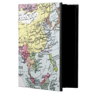 地図: アジアのヨーロッパ iPad AIRケース