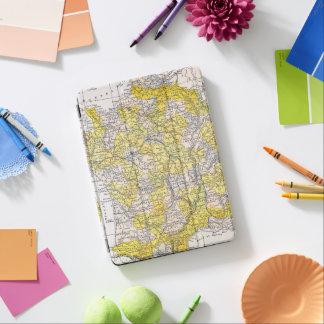 地図: フランス iPad AIR カバー