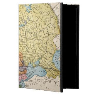 地図: ヨーロッパ1885年