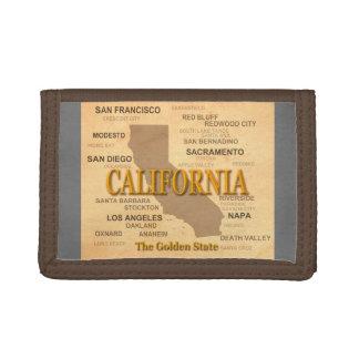 地図、ロサンゼルス、サクラメントカリフォルニア州