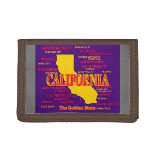 地図、ロサンゼルス、サンディエゴカリフォルニア州