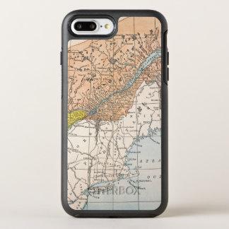 地図: 東のカナダ オッターボックスシンメトリーiPhone 8 PLUS/7 PLUSケース