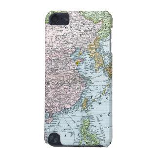 地図: 東アジア1907年 iPod TOUCH 5G ケース