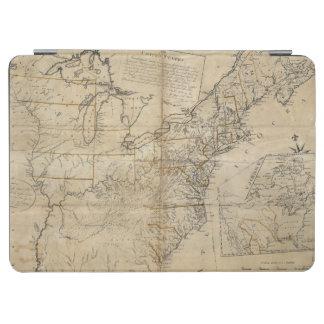 地図: 米国1783年 iPad AIR カバー