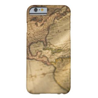 地図 BARELY THERE iPhone 6 ケース