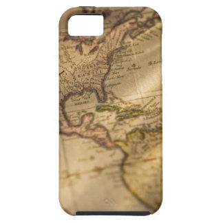 地図 iPhone SE/5/5s ケース