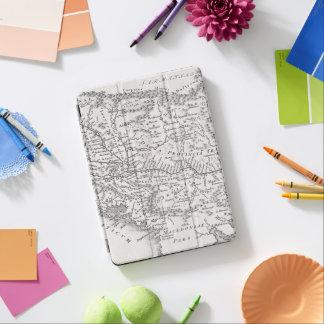 地図: PANNONIA iPad AIR カバー