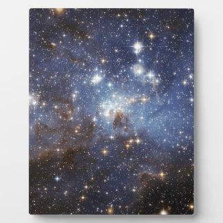 地域LH 95の星形成 フォトプラーク