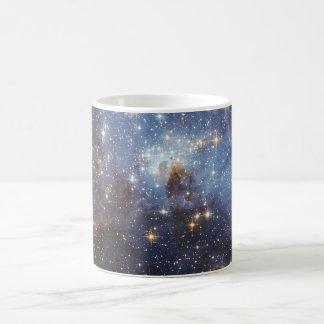 地域NASAを形作るLH 95の星 コーヒーマグカップ