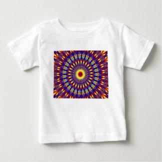 地帯In_ ベビーTシャツ